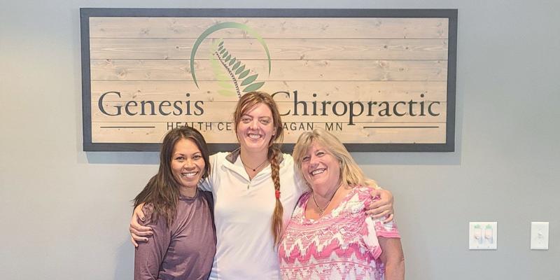 photo of Genesis Chiropractic Health Center team.