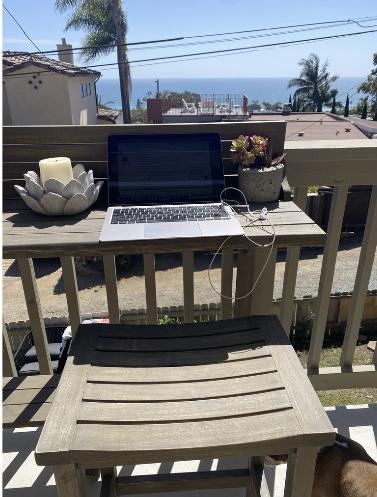 outdoor workspace #1