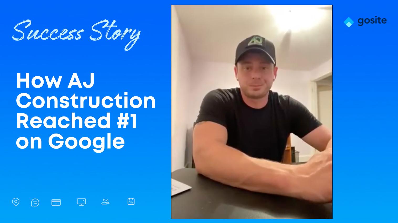 AJ construction success story